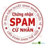 cu nhan spam