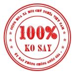 khong say